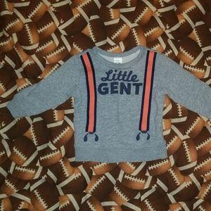Little Gent Sweatshirt